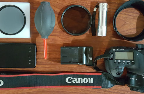 Photography Travel Gear by Roux Roamer